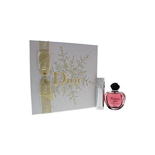 Christian Dior Poison Girl 2 Peice Gift Set Edt Spray for Women, 0.34 Ounce, 2 Count ()