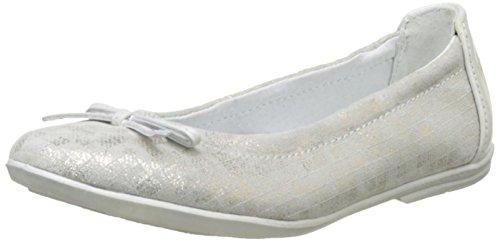 Dpf Forte Kiki Balletto ctv Delle Blanc Bianco Achile Piatto Donne zqg8wPP