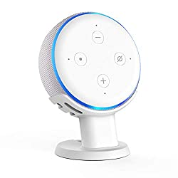 Image of the product Echo Dot 3rd Gen Pedestal that is listed on the catalogue brand of HomeMount.