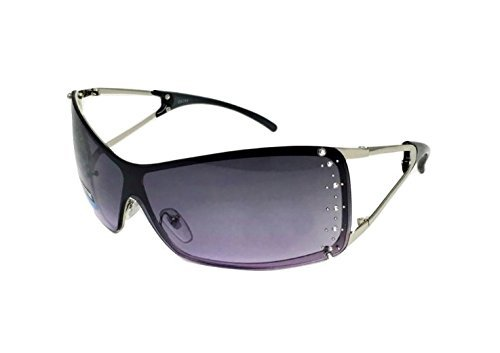 METAL FRAME ICED Sun-glasses WOMEN'S DIAMONDS - Sunglasses Women Cartier For
