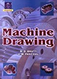 img - for Machine Drawing (in First Angle Projection Method) book / textbook / text book