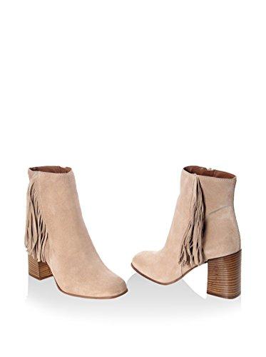 Gusto - 5021_JOPLIN_CROSTA_NUDE - Schuhe Stiefel Beige