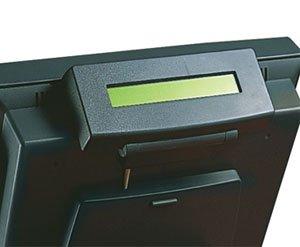 Posiflex Customer Display for Jiva 8000 2x20 LCD PD-PD302B