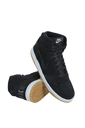 NIKE MENS NIKE BIG HIGH LUX BLACK BLACK PURE PLATINUM SIZE 11 (Platinum High Tops compare prices)
