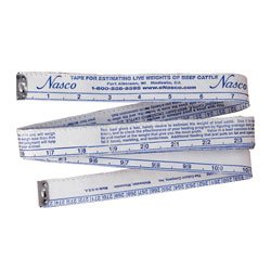 Nasco Beef Weight Tape - C01037NH