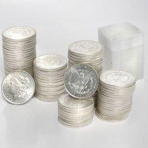 1878-1904 Morgan Silver Dollar (1 Coin) - Dollar Coin