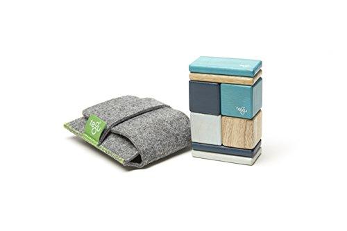8 Piece Tegu Pocket Pouch Magnetic Wooden Block Set - 31circO6y0L - 8 Piece Tegu Pocket Pouch Magnetic Wooden Block Set