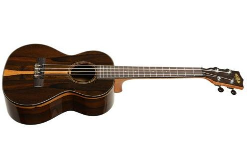 Kala Ziricote Tenor Ukulele - High Gloss by Kala