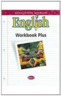 Houghton mifflin english workbook plus consumable grade 8 houghton houghton mifflin english workbook plus consumable grade 7 fandeluxe Image collections