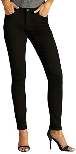 Fit Rebound Skinny Leg Jean, Black, 10 ()