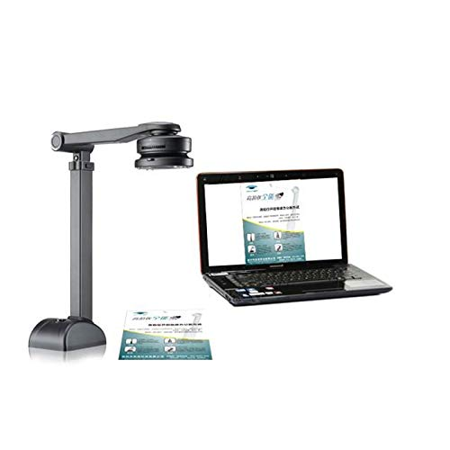 eloam Portable USB Document Camera Scanner S500A3B with,A3 Capture Size,5 MegaPixel CMOS, High-Definition Digital Visual Presenter by eloam (Image #2)