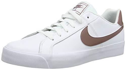 Gymnastique De Multicolore Femmes Court Pour Chaussures Royale blanc Ac Nike 001 Mauve Smokey q8pxxw5d