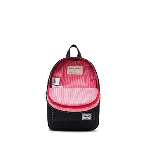 31cixMh14IL - Herschel Heritage Backpack, Black/Black