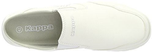 Kappa Men's Toledo Slip in Loafers White (White/Lgrey 1014) v0om85jMso