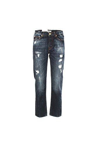 Jeans Donna Roy Roger's 29 Denim P17rnd023d1950557 Primavera Estate 2017