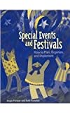 Special Events and Festivals, Angie Prosser and Ashli Rutledge, 1892132400