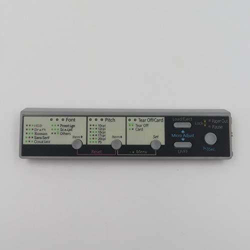 Printer Parts Used Control Panel for LQ2190 Dot Matrix Printer by YOTON