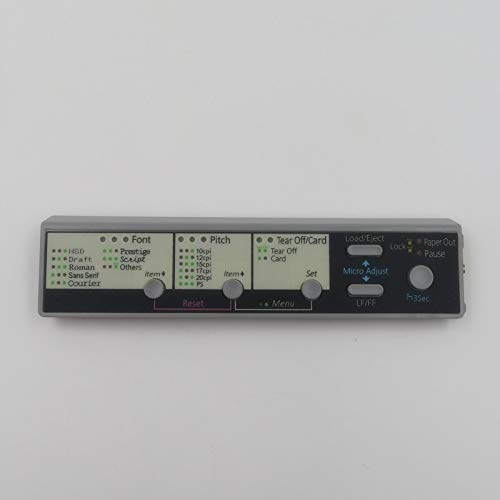 Printer Parts Used Control Panel for LQ2190 Dot Matrix Printer by Yoton (Image #1)