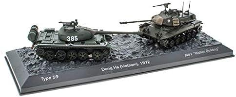 "World of Tanks Panzerset /""Remagen/"" Jagdtiger vs M26 Pershing Fertigmodelle 1:72"