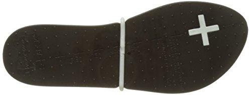 Ipanema Philippe Starck Thing U Ii Fem - Sandalias de dedo Mujer negro (negro/blanco)