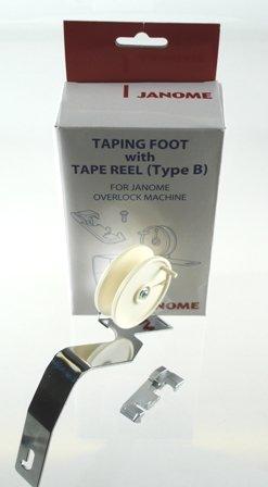 Janome Serger Overlock Taping Kit B