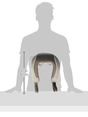 031262054043 - HoMedics NMS-360 Shiatsu and Vibration Neck Massager carousel main 3