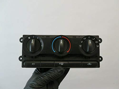 Ford Climate Control - Hiscarpart #3103H Fits Ford Mustang Dash Temp AC Heat AIR Climate Control Switch