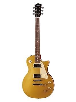 Cruzer LS750 - Guitarra eléctrica (tilo americano), color dorado ...