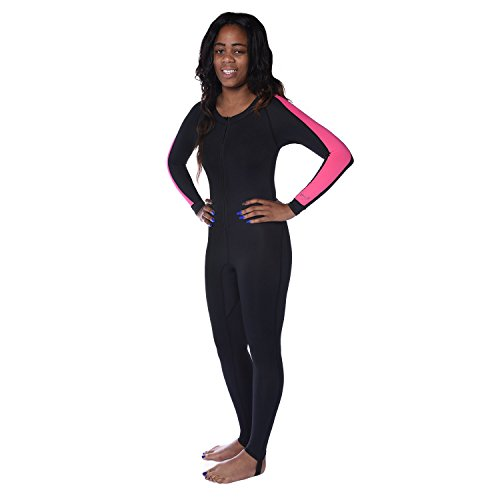 Womens Wetsuit Exercising Snorkeling Spearfishing