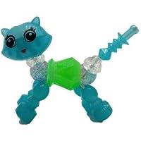 Boheng Bracelet créatif Magique déformé Twisty Petz Surprise Twisted Pet Bijoux Jouet, Licorne Lumineuse 1PCS