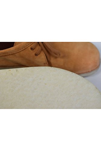Shoes Uomo 26131153 Clarks Originals Ashton Suede Stringate Sandstone A1TwBHx