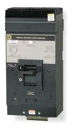 New Square D LA36400 3 Pole 400A 600V I-Line Breaker