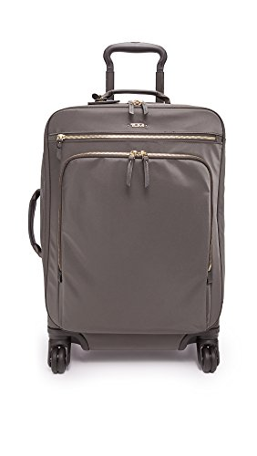 Tumi Women's Super Leger International Carry On Luggage, Mink, One Size