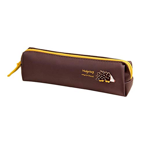 Price comparison product image Weite Pencil Case,  Cute Cartoon Animal Superior Polyester Pen Bag