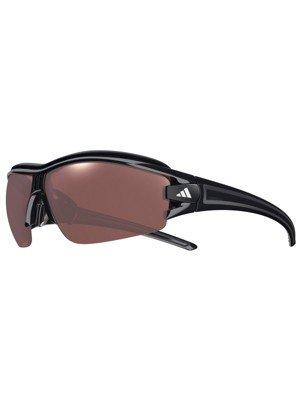 Herren Sonnenbrille adidas Sport eyewear Evil Eye Halfrim Pro L shiny black