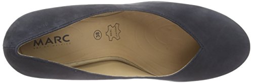 Marc Shoes Elle Damen Pumps Blau (marine 760)