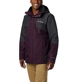 Columbia mens Bugaboo Ii Fleece Interchange Jacket title