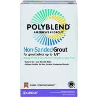 Custom Building Products PBG5010 Polyblend Non-Sanded Colored Tile Grout, Brown