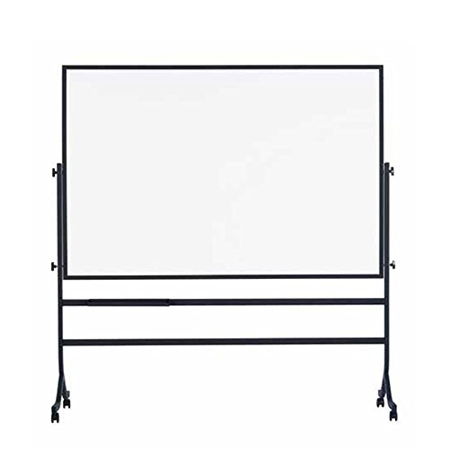 Marsh Contemporary Reversible 48x60 Black Steel Rite Chalkboard Both sides, Etched Stone electronic consumers