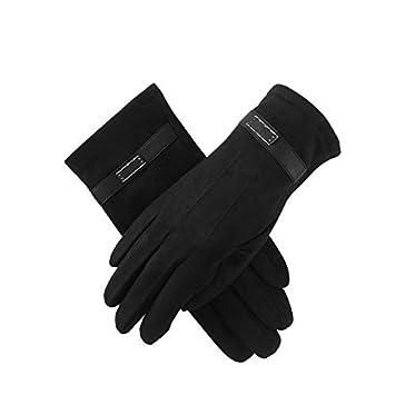 549a1cf3c92f HEJIANGTAO 2018 Hommes Gants d équitation d hiver Chaleur Épaissir Étudiant  Coton Froid