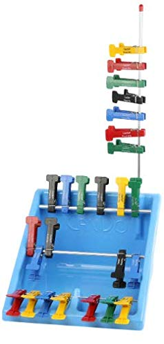 Fabrication Graded Pinch Exerciser