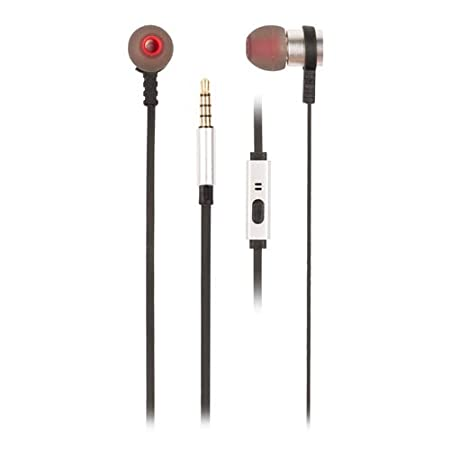 NGS Cross Rally Graphite - Auriculares intrauditivos con ...