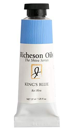 Jack Richeson 120101 Signature Oil Kings Blue 1.25OZ