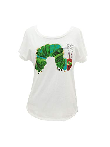 Out of Print The Very Hungry Caterpillar Dolman Shirt Medium -
