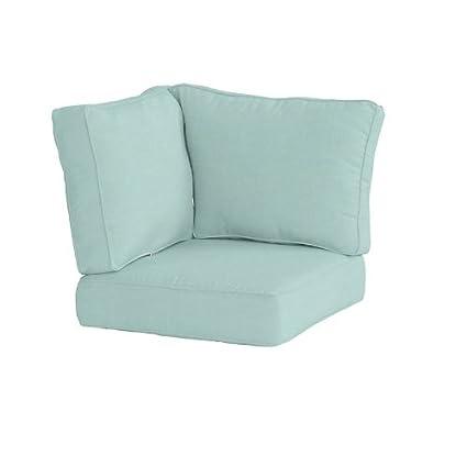 Amazon Com Deep Seat Corner Replacement Cushion Set Canopy