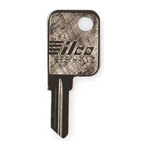 Key Blank, Brass, Hayworth Lock, PK 10 by Kaba Ilco