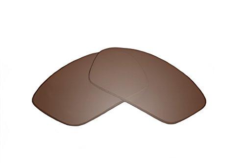4fbceb5c1d20f SFx Replacement Sunglass Lenses fits Maui Jim MJ106 HOKO 64mm Wide  (Ultimate Brown Gradient Hardcoat