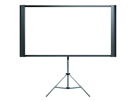Epson Duet 80-Inch Dual Aspect Ratio Projection Screen (Projector With Projector Screen)