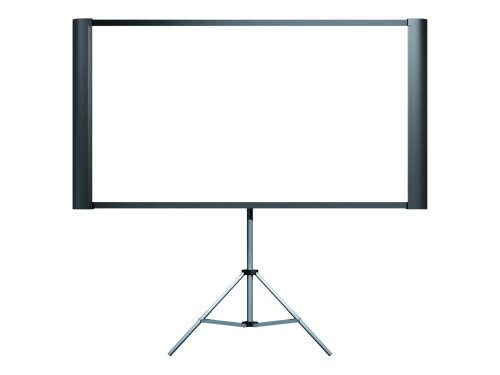 Format Tripod Screen - Epson Duet 80-Inch Dual Aspect Ratio Projection Screen