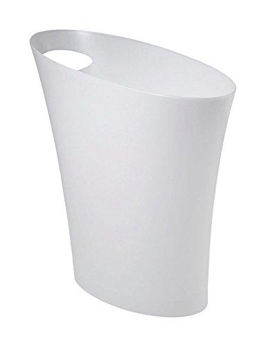 Waste Basket Garbage Trash Can Cabinet Storage Litter Bin To